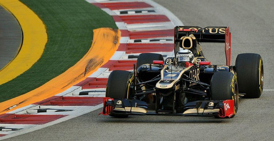 räikkönen+formula1+singapore