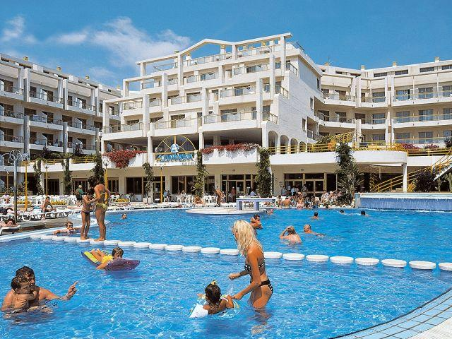 Hotelli Santa Susanna
