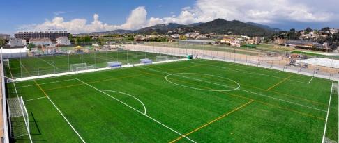 Santa Susanna jalkapallokenttä